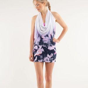 Lululemon Covers It All Dress Mirage Navy Reverse